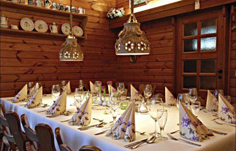 Restaurant Waldcafe Corell, Bauernstube