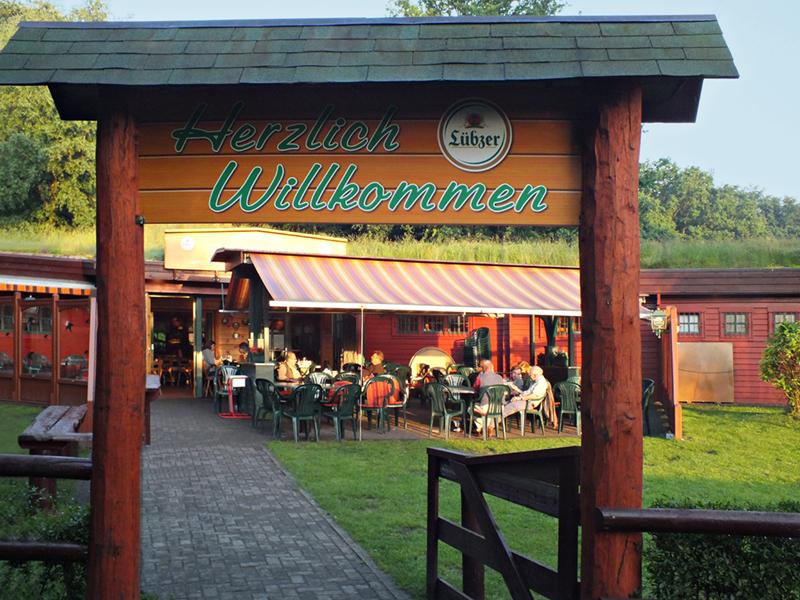 Herzlich Willkommen im Restaurant Waldcafe Corell