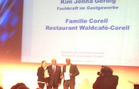 Waldcafe Corell, Mitarbeiter