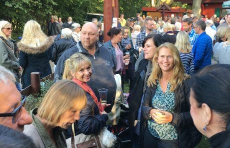 Waldcafe Corell, Swing days 2015